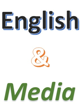 english and media